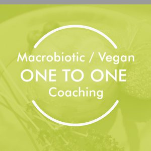 Macrobiotic Vegan one to one course