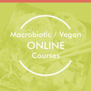 Macrobiotic Vegan online courses