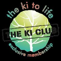 The Ki Club logo