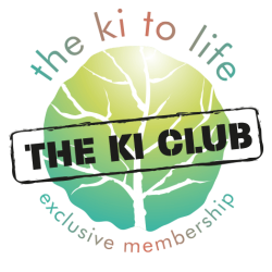 The Ki Club logo