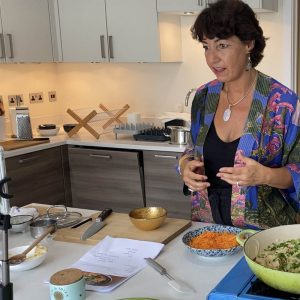 MACROBIOTIC Cooking Lesson