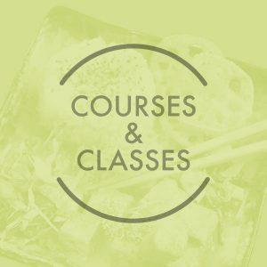 Courses & Classes